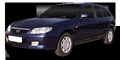 323F (BJ, BJD/Facelift) 2000 - 2003