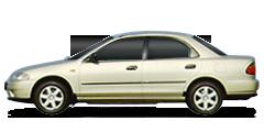 323S (BA) 1994 - 1998