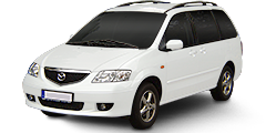 MPV (LW, LWD/Facelift) 2002 - 2005