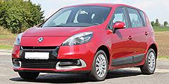 Scénic (JZ/Facelift) 2012 - 2013