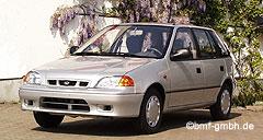 Justy (MS/JMA) 1995 - 2003
