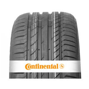 Continental ContiSportContact 5 SUV 235/50 R19 99V FR