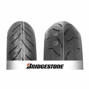 Bridgestone Battlax BT-016 PRO 120/70 ZR17 58W Priekšējā