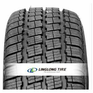 Linglong GreenMax Van All Season 195/70 R15C 104/102R 8PR, 3PMSF
